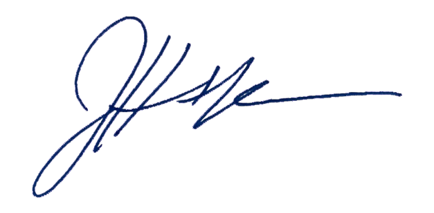 Justin Phillip Signature